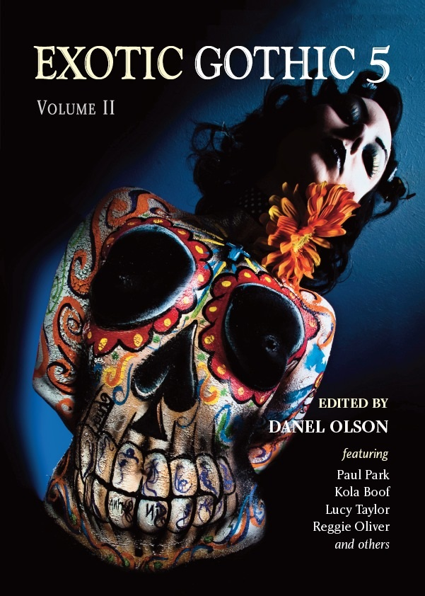 EXOTIC GOTHIC 5 V2 front cover