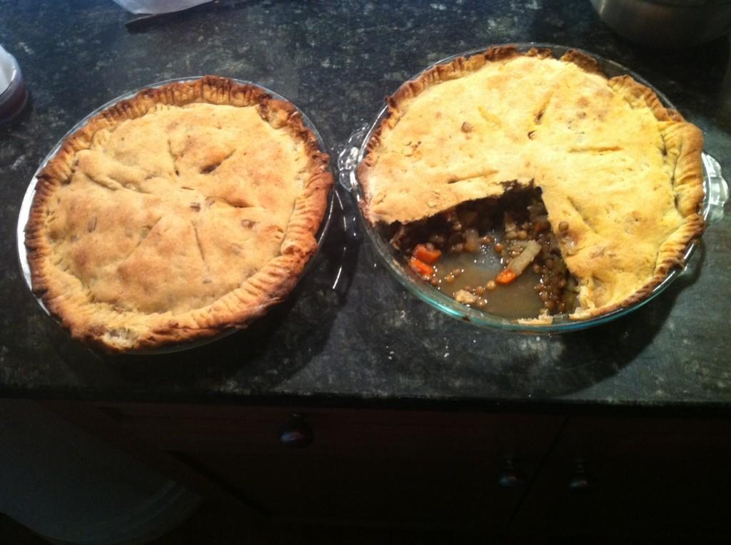 wartime pies