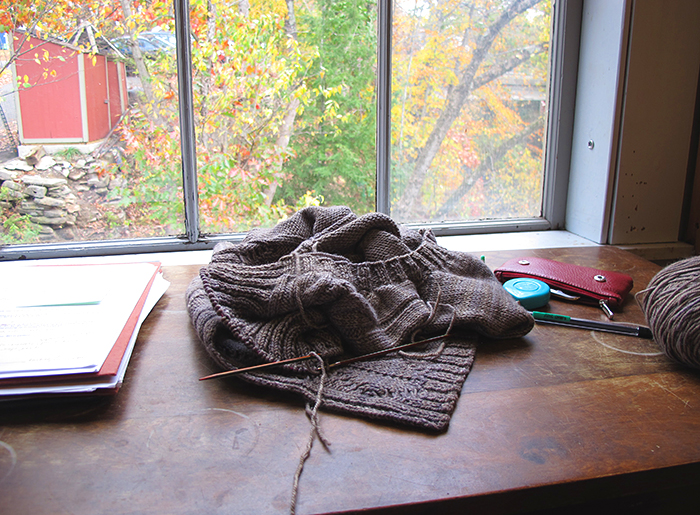 4_Sweater in Progress_Bookmill