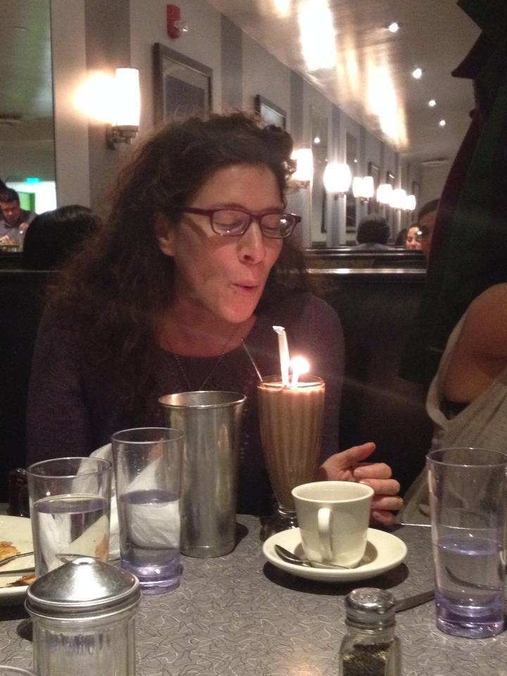 milkshake candle