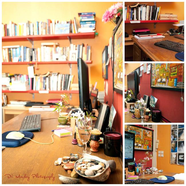 Di's Desk