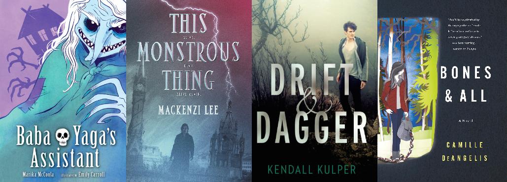 spooktavaganza covers