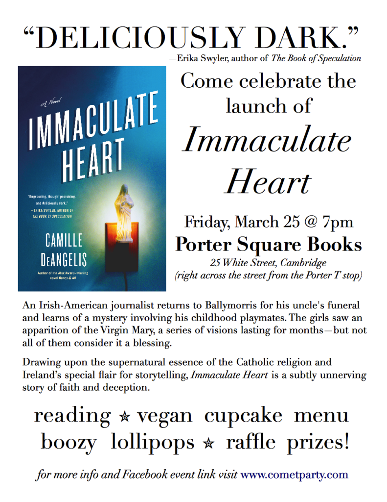 immaculate heart flyer